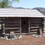 John Cuddy's cabin